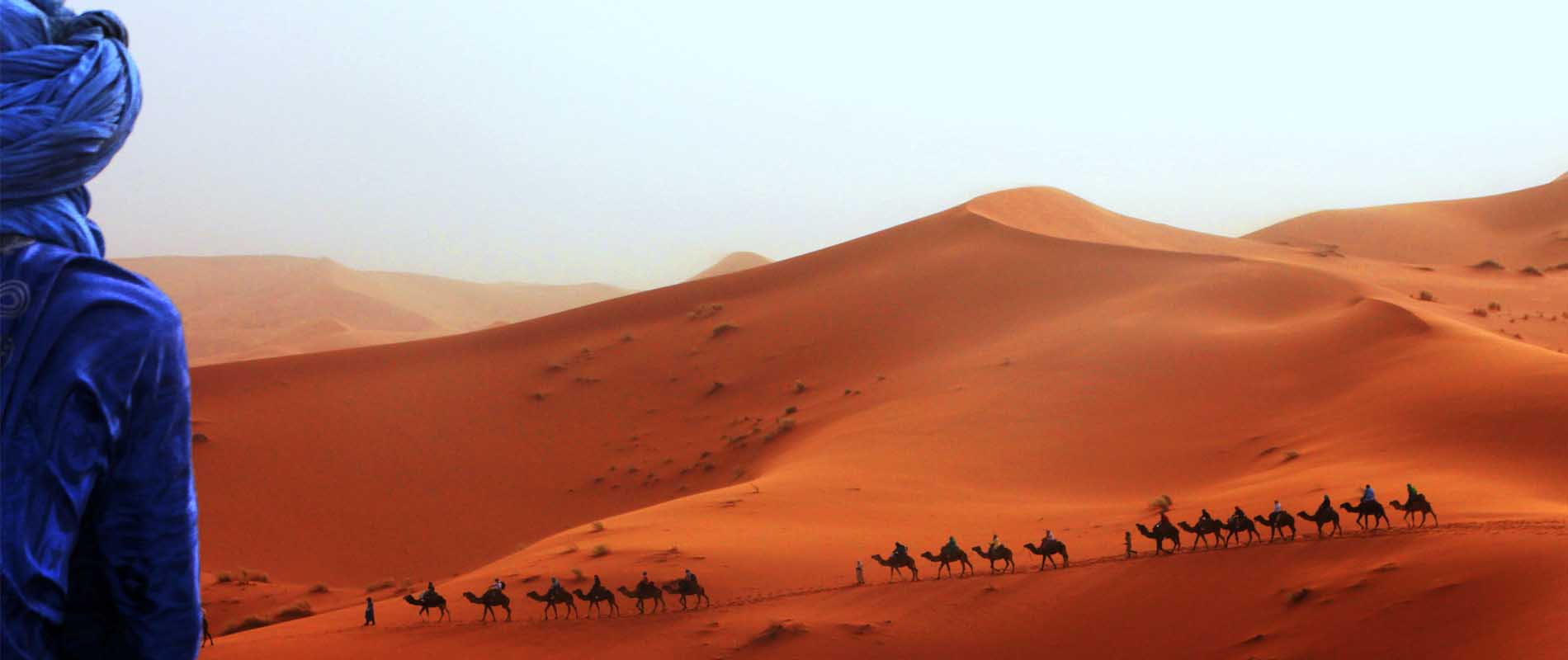 Excursion Fes Merzouga