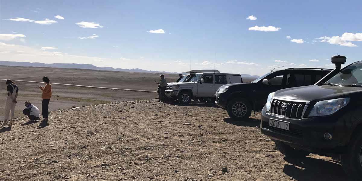 Excursion-désert